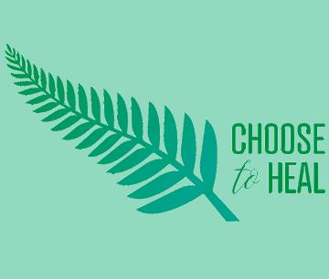 Choose to heal